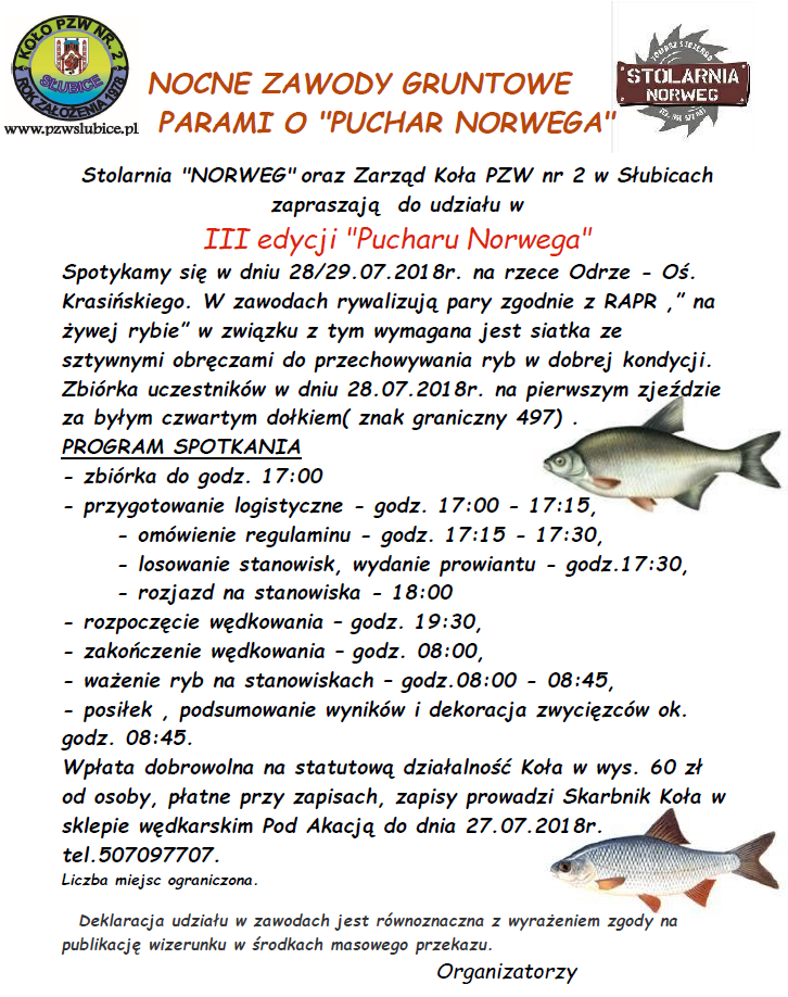 Puchar Norwega 2018